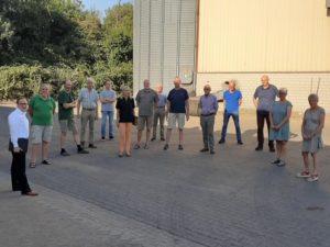 Raiffeisengenossenschaft – ein Umzug in das Gewerbegebiet Nord ist notwendig